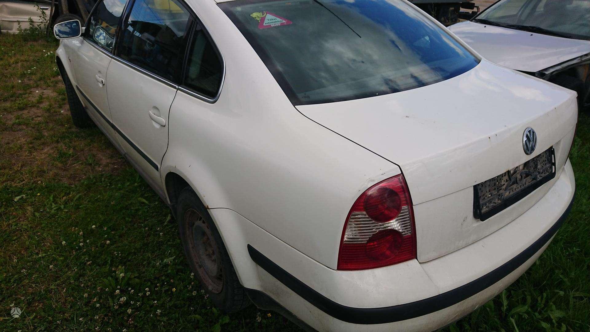 volkswagen-passat-dalimis-vw-passat-2001-2006m-1-9tdi-74kw-96 ddf